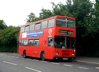 Route 103, Arriva London 123, F123PHM, Chase Cross