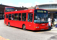 Route 298, Arriva London, DWL53, LF52UOE, Southgate