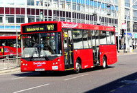 Route W19, Docklands Buses, ED17, AE56OUS, Ilford