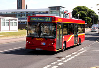 Route 165, First London, DMC41523, LK03UFA, Hornchurch