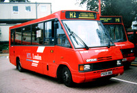 Route H2, MTL London, OM279, P509NWU, Golders Green