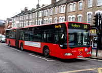 Route 18, First London, EA11003, LK53FAJ, Harlesden