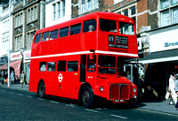 Route 119, London Transport, RM149, VLT149, Bromley