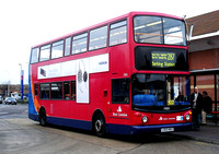 Route 287, East London ELBG 17855, LX03NEU, Rainham