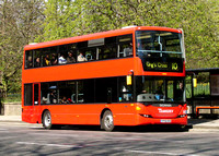 Route 10, Transdev, SP155, YP59OEO, Royal Albert Hall