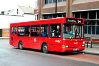 Route S4, Abellio London 8014, BX54DME, Wallington