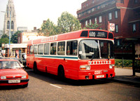 Route 600: Feltham - Bedfont [Withdrawn]