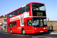 Route 340, Arriva The Shires 6021, KL52CXO, Harrow Weald