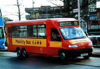 Route 920: Clapton Park - Romford Market [Withdrawn]