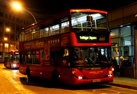 Route N97, London United RATP, SP40, YP58ACO, Hammersmith