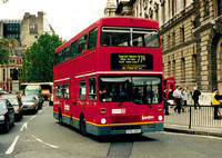 Route 77A, London General, M331, EYE331V, Westminster