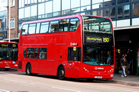 Route 150, Arriva London, T181, LJ60AUK, Ilford