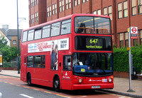Route 647, East London ELBG 17541, LY02OAN, Romford