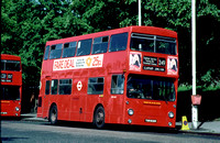 Route 249: Crystal Palace - Clapham Junction
