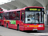 Route S2, First London, DML41753, X753HLR, Stratford