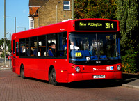 Route 314, Selkent ELBG 34317, LX51FHG, Bromley