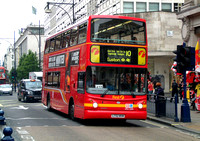 Route 10, First London, VFL1249, LT52WVM, Oxford Street