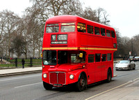 Route 9, First London, RM1627, 627DYE, Royal Albert Hall