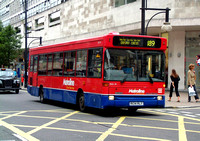 Route 189, Metroline, DLD34, R134RLY, Oxford Street