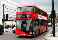 Route 10, London United RATP, LT154, LTZ1154, Hyde Park Corner