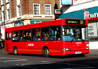Route 312, Arriva London, PDL117, LJ05GOP, Croydon