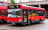 Route 39, Go Ahead London, LDP151, Y851TGH, Clapham Junction