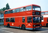Route 169, East London Buses, T108, CUL108V, Ilford