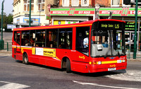 Route U5, First London, DML41407, 676DYE