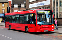 Route 116, London United RATP, DLE15, SN60EBV, Hounslow
