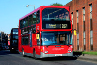 Route 267, London United RATP, SLE11, YN55NHE