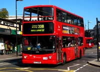 Route 208, Selkent ELBG 17279, X279NNO, Bromley