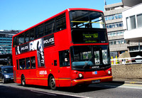 Route 197, Arriva London, DLA187, W387VGJ, East Croydon