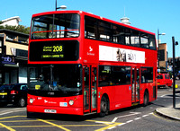 Route 208, Selkent ELBG 17283, X283NNO, Bromley
