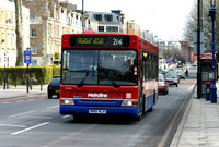 Route 214, Metroline, DL80, R180VLA, Islington