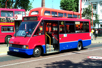 Route H2, Metroline, OM279, P509NWU, Golders Green