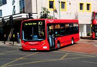 Route K1, London United RATP, SDE3, YX08MDY, Kingston