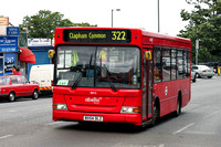 Route 322, Abellio London 8013, BX54DLZ, Crystal Palace