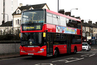 Route 212, CT Plus, SD8, YR59NPE, Walthamstow