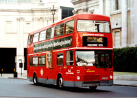 Route N92, London Northern, M1082, B82WUL, Trafalgar Square
