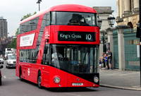 Route 10, London United RATP, LT174, LTZ1174, Hyde Park Corner