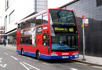 Route 460, Metroline, SEL752, LK07BBV, North Finchley