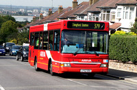 Route 379, Arriva London, PDL78, LF52UOO, Chingford