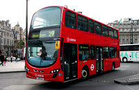 Route 29, Arriva London, DW479, LJ61CCE, Trafalgar Square