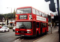 Route 612, South London Buses, L254, D254FYM, Purley
