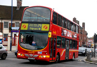 Route 79, First London, VNZ32343, LK53LZD, Edgware