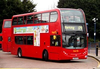 Route 179, First London, DN33507, LK08FKZ, Chingford Station