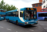 Route 74, Arriva the Shires 3203, R203RBM, High Wycombe