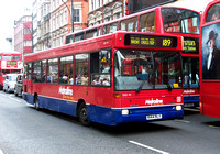 Route 189, Metroline, DLD44, R144RLY, Oxford Street
