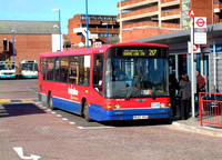 Route 217, Metroline, DML522, R622VEG, Waltham Cross