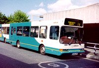 Route 79, Arriva Kent 3038, N245VPH, Maidstone